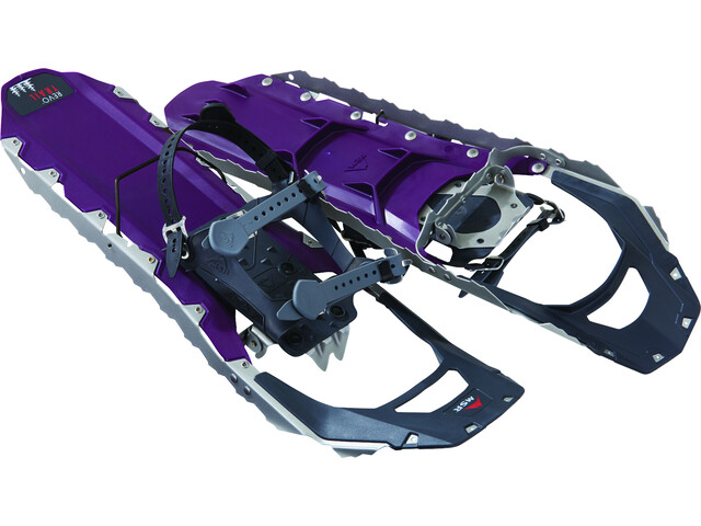 MSR Revo Trail 25 Snow Shoes Women, black violet